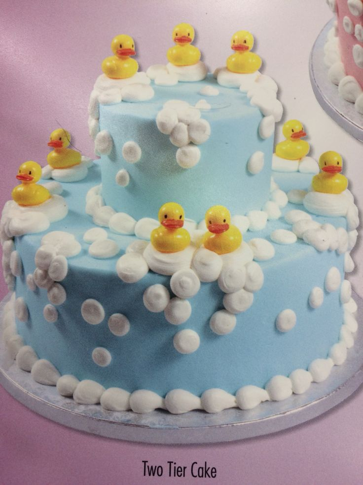 7 Best Images About Sams Club Baby Shower Cakes On