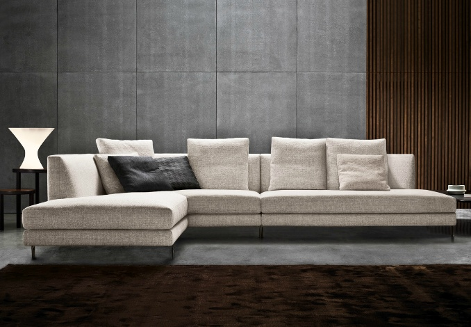 Allen Sectional Sofa Www Minotti Com Sofas Wall Panelling And Finishes