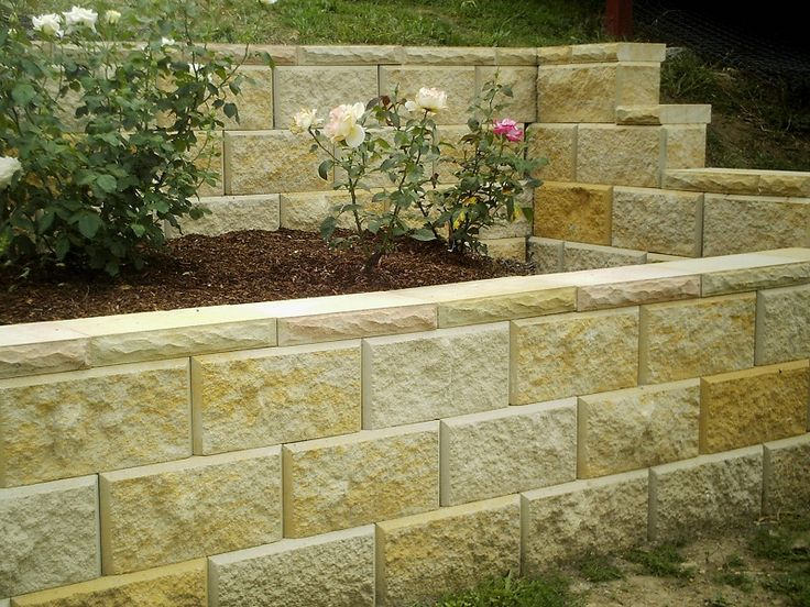 24 best images about retaining wall on pinterest on wall blocks id=87043