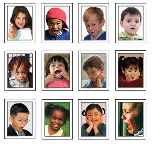 facial expressions for preschooler   Photographic Learning ...