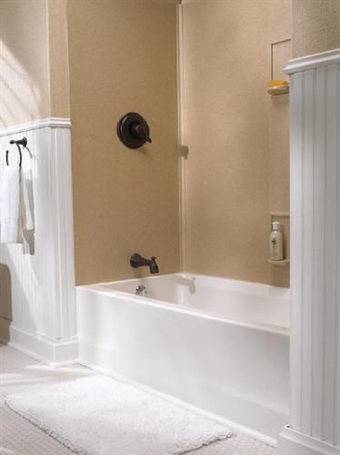 27 best images about bathtub surrounds on pinterest on shower wall panels id=88163
