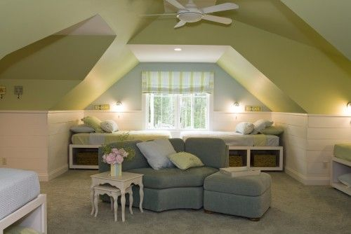 If I Had A Bonus Room Over The Garage This Is What I