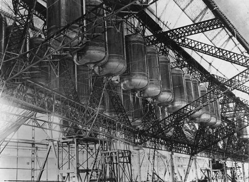 107 best images about Airship USS Los Angeles (ZR-3) on ...