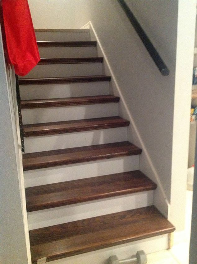 25 Best Ideas About Stair Makeover On Pinterest Staircase Remodel Removing Carpet And