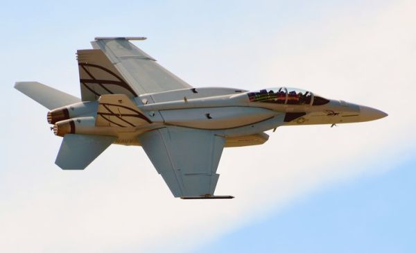 Boeing's new tricked-out Advanced Super Hornet - conformal ...