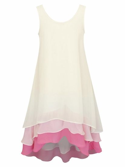 Older Girls And Tweens Will Love SaraSara Trapeze Dress