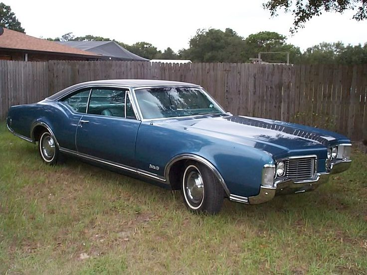 1968 Oldsmobile Delta 88 Holiday Coupe Photo Oldsjpg