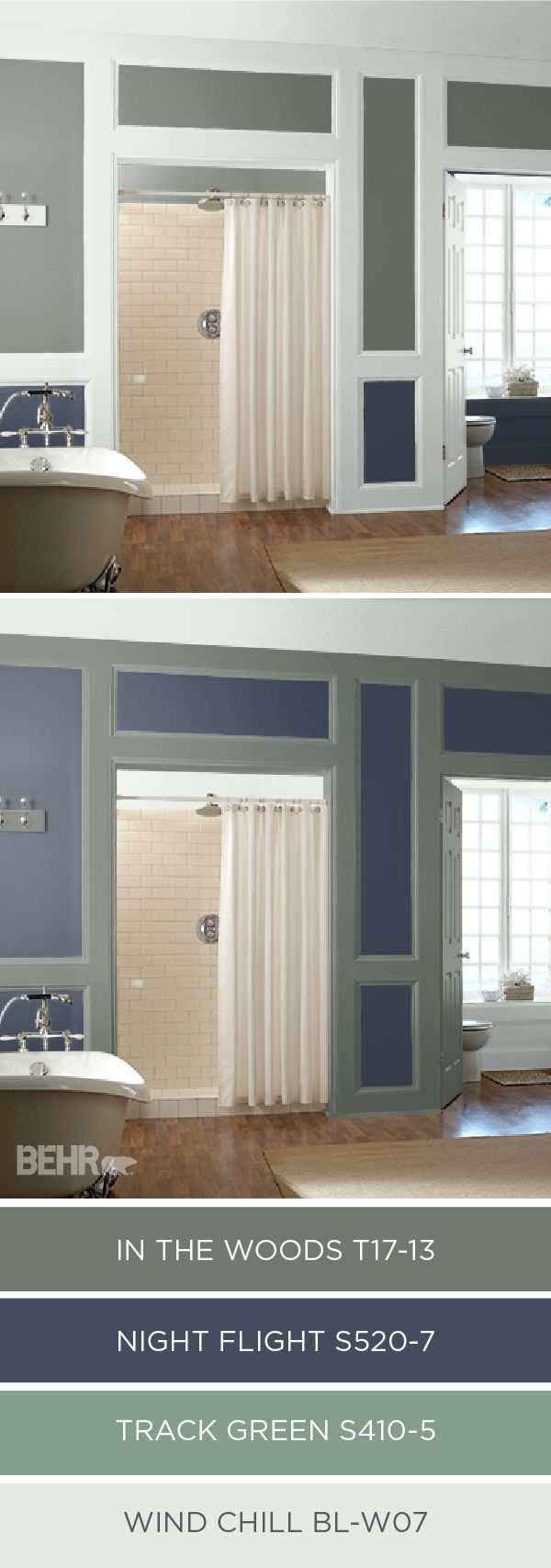 81 best images about behr 2017 color trends on pinterest on behr paint colors interior id=42502