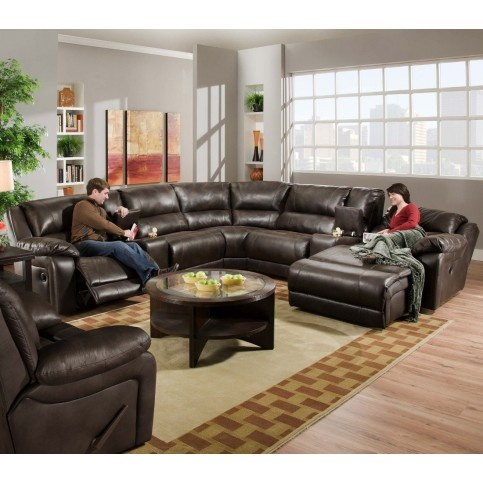 1000 Ideas About Leather Sectional Sofas On Pinterest