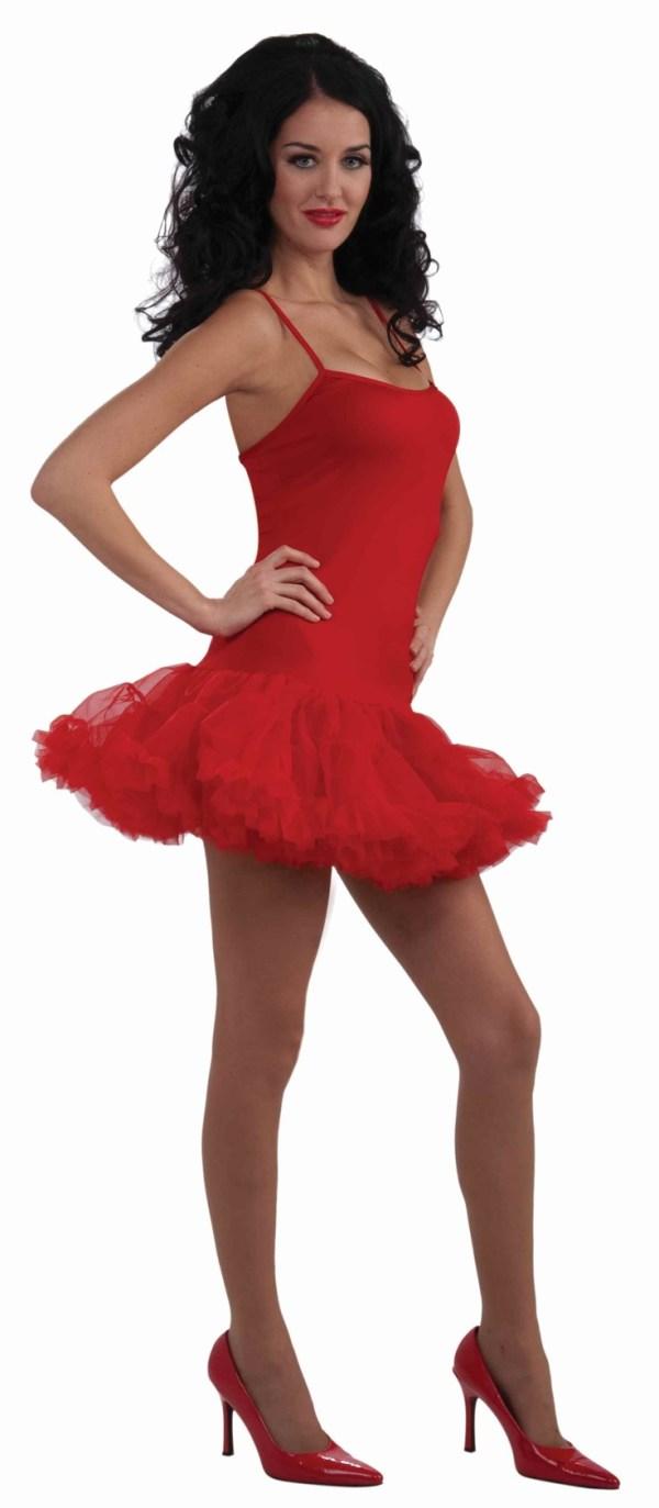 Red Petticoat Dress - a versatile fancy dress costume that ...
