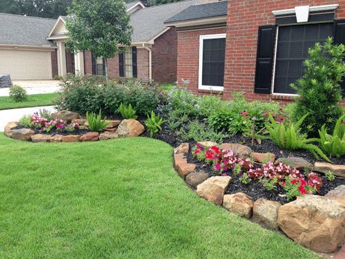 basic garden design ideas What Are Simple Landscaping Ideas For Front and Back Yards