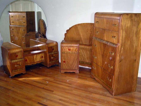 1000 Ideas About Waterfall Furniture On Pinterest  1940 Bedroom Furniture. 1940 Bedroom Furniture   Bedroom Style Ideas