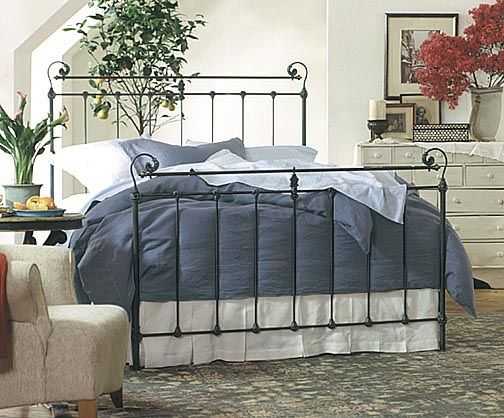 Best 25+ Black Iron Beds Ideas That You Will Like On