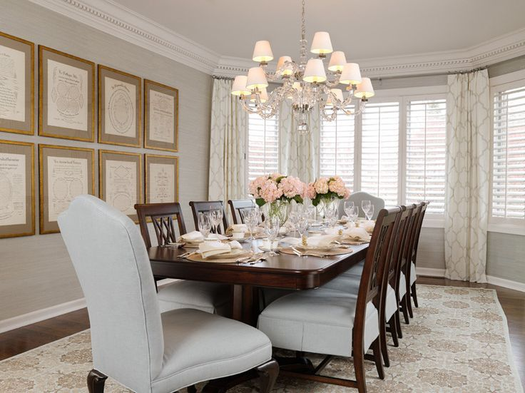 25+ Best Ideas About Traditional Formal Dining Room On