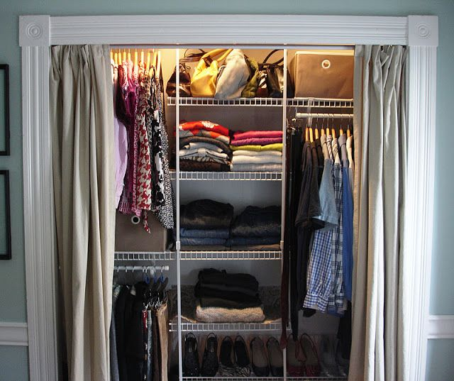 1000 Images About Bedroom Closet Door Ideas On Pinterest