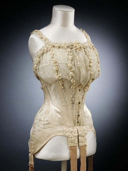 88 Best Images About 1900s Undergarments On Pinterest Wedding Corset Museums And Silk