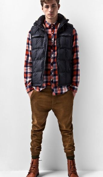 Ways to Wear Men's Flannel Shirts