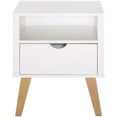 Cloud 10cm Changing Table Top Set For Malm Dresser