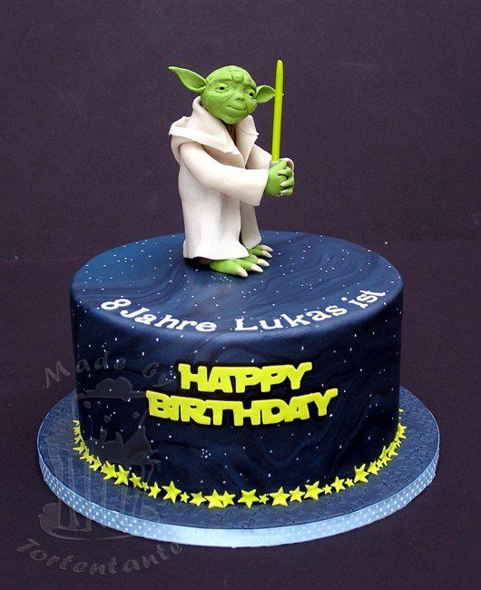 162 Best Cakes Star Wars Images On Pinterest