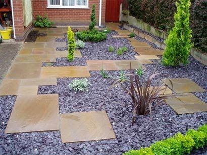 slate garden landscaping 32 best images about Slate in Garden Designs on Pinterest