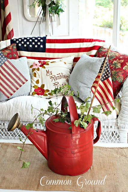 16 Garden Decor Ideas For 4th of July – Cheap Party Theme & Holiday Celebration – HoliCoffee (3)