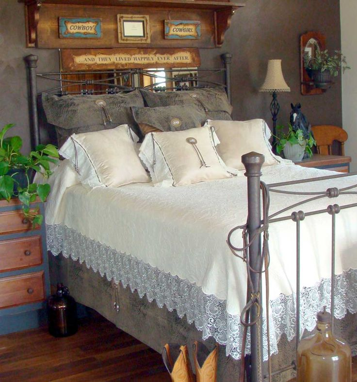 Leather And Lace Bedding Ensembles Bedding For Western