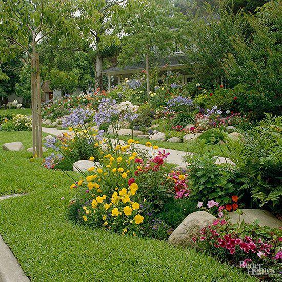 sidewalk garden 1000+ ideas about Sidewalk Edging on Pinterest   Stone