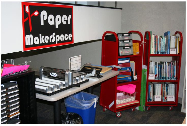 17 Best Images About Paper MakerSpace On Pinterest