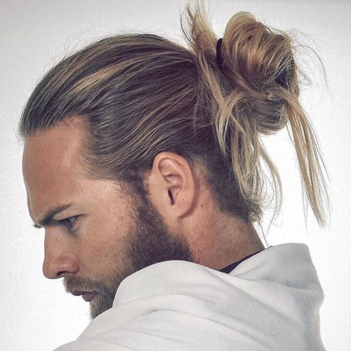 118 Best Images About Long Hairstyles For Men On Pinterest