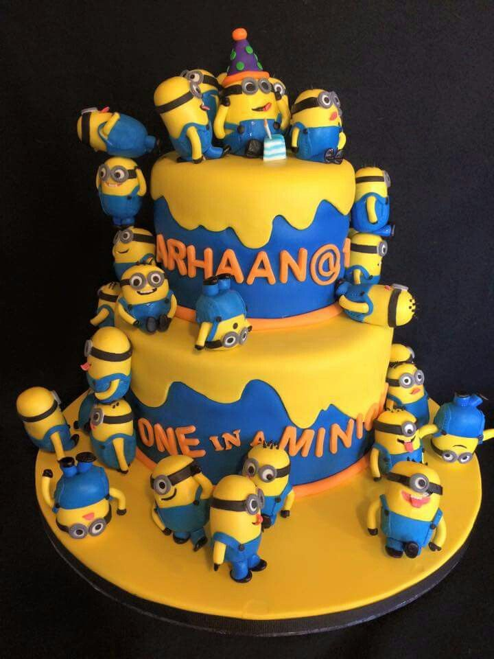 1000 Images About Cakes On Pinterest Minion Cakes