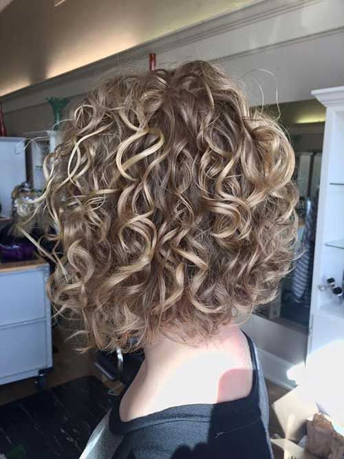 25 Best Ideas About Thick Curly Haircuts On Pinterest