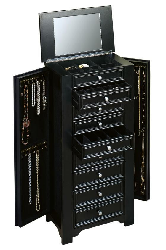 1000 Ideas About Jewelry Armoire On Pinterest Mirror Jewelry Armoire Armoires And Jewelry