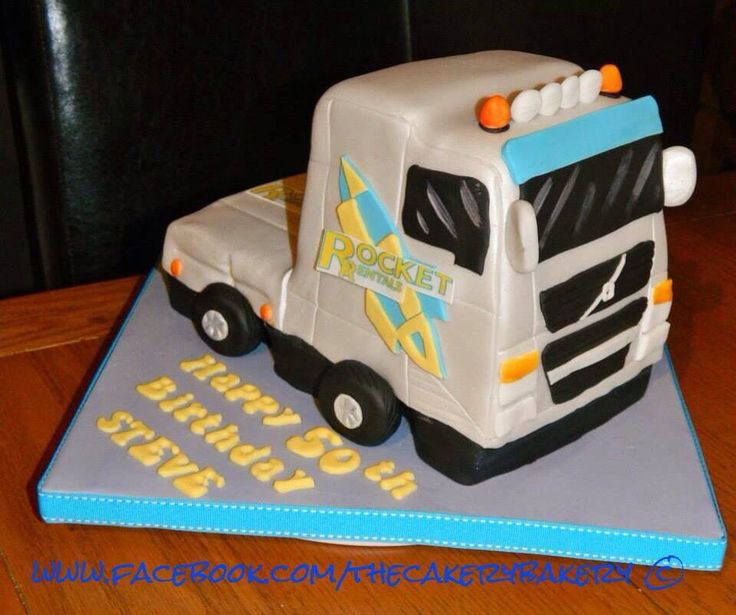 21 Best Images About Lorry Cakes On Pinterest Semi Truck