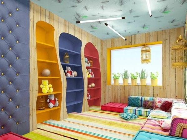 Modern Ideas For Kindergarten Interior!