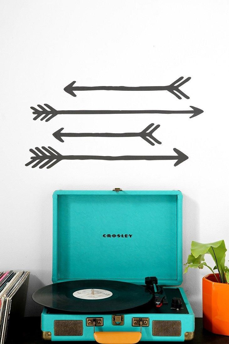 Arrow Wall Decal – Set Of 4 #urbanoutfitters