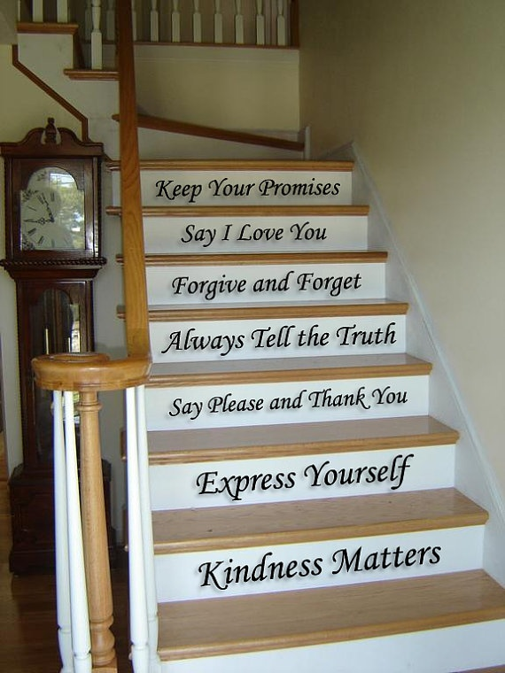 17 best images about murals on pinterest painted stairs on wall stickers for hall id=73492