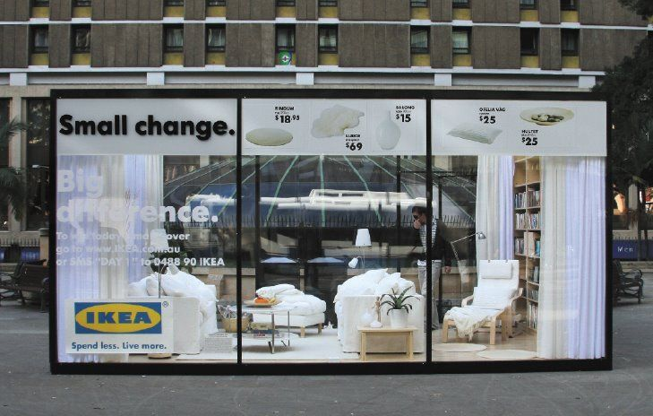17 Best Images About IKEA On Guerilla Marketing On
