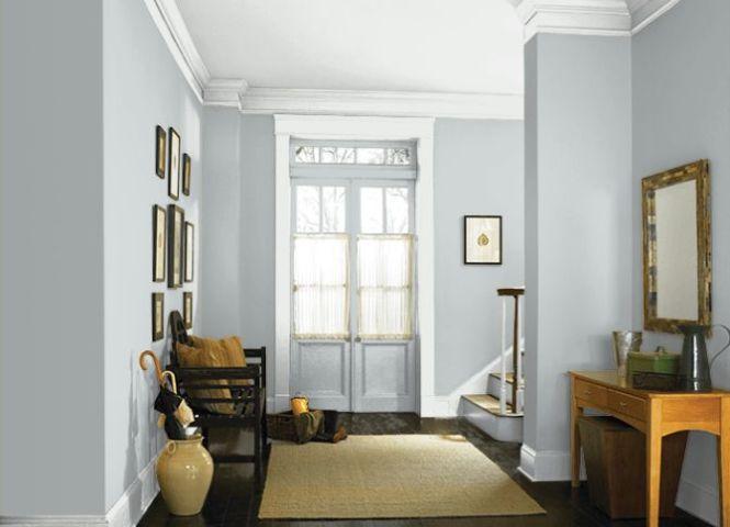 Paint Colors The Best Blue Gray