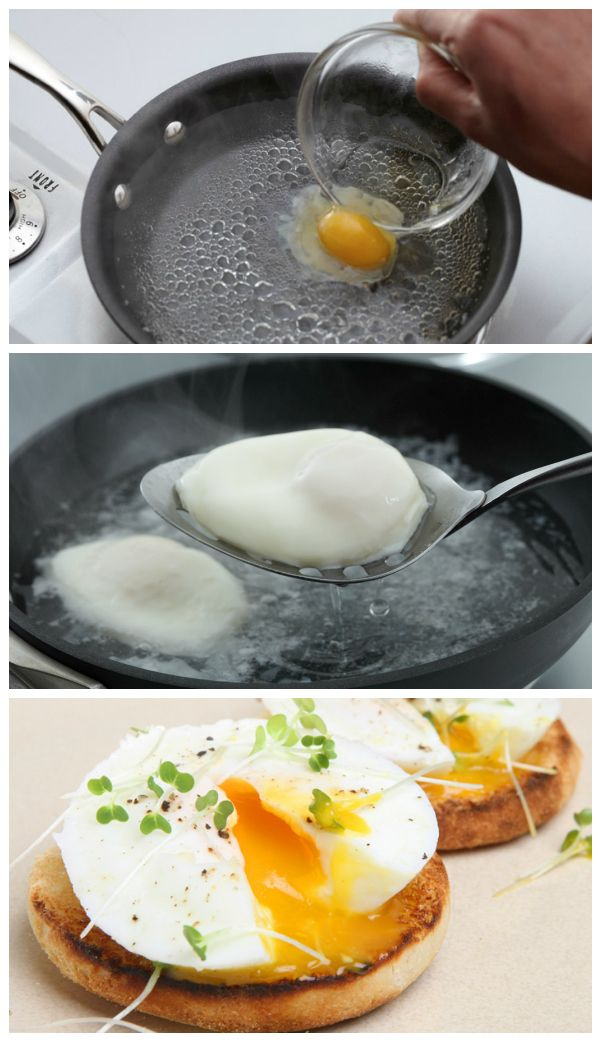 Learn how to poach eggs in just 15 minutes! I want to make eggs benedict for breakfast. Thats my goal :)