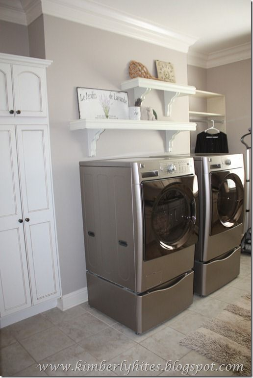 95 best images about gray the new neutral gray paint on best laundry room paint color ideas with wood trim id=91180