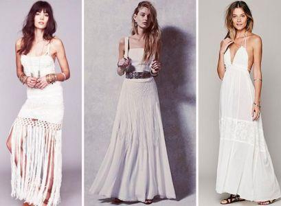 Vestidos, Vestidos de Novia - Free People: vestidos de novia no-tradicionales - Casamientos Online: