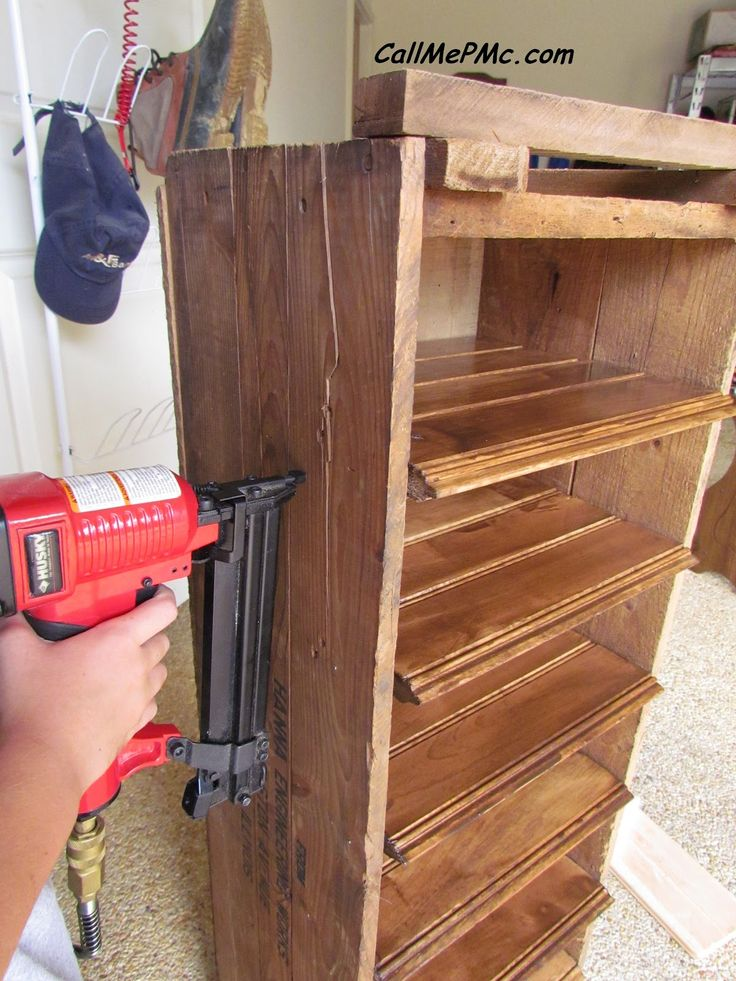 diy shoe rack from scrap wood scrap diy shoe rack and shoes on wood shoe rack diy simple id=17452