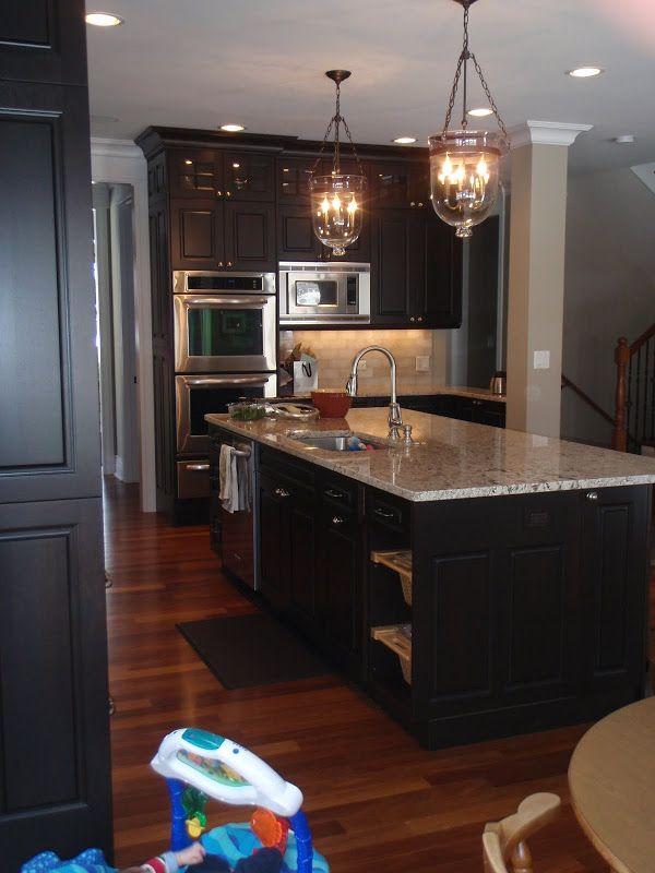Granite Hardwood Kitchen Colors Ideas Updates