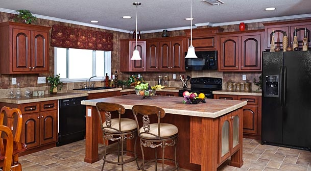 House Plans Large Kitchens