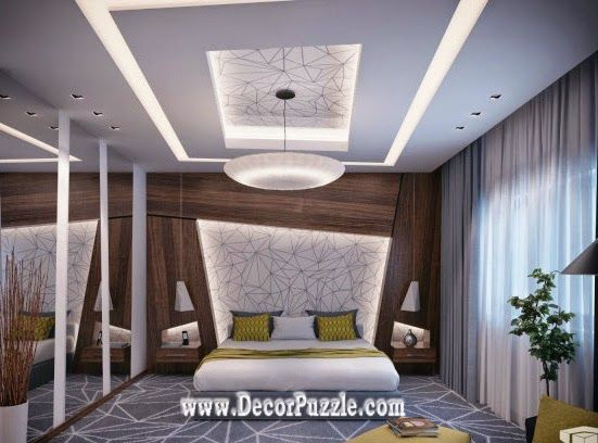 Modern Plaster Of Paris Designs For Bedroom 2016 Pop Ceiling Design Floors Ceilings Rather Amazing Walls Pinterest And