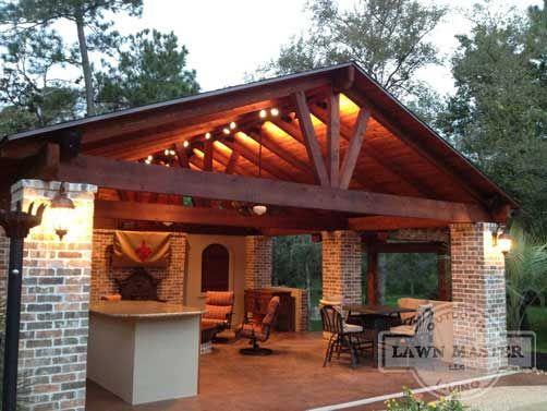 Love Lawn Master Pavilion Fences Amp Outdoor Decor