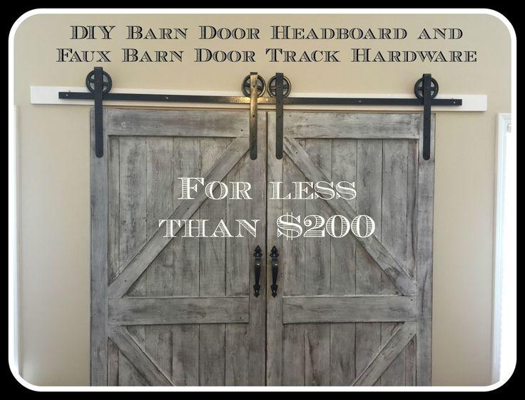 Best 20+ Barn Door Track Ideas On Pinterest