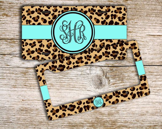 Unique gift for teenage girls, Cute license plate or frame ...