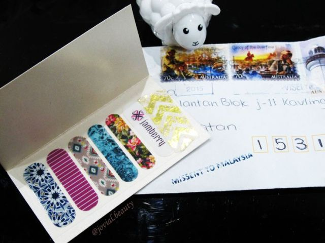 Jamberry Nail Stickers