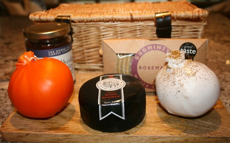 Black Bomber Amp Lancashire Bomb Cheeses In Our Truckle